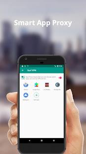 Surf VPN – Best Free Unlimited Proxy v1.9.3 screenshots 3