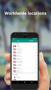 Surf VPN – Best Free Unlimited Proxy v1.9.3 screenshots 4