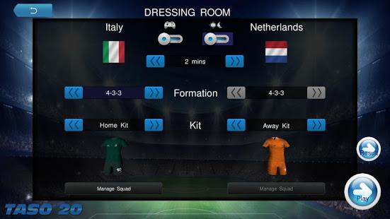 TASO 3D – Football Game 2020 v20.3.0.1 screenshots 9