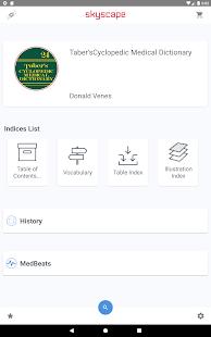 Tabers Cyclopedic Medical Dictionary v3.5.23 screenshots 15