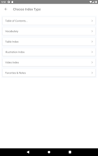 Tabers Cyclopedic Medical Dictionary v3.5.23 screenshots 9