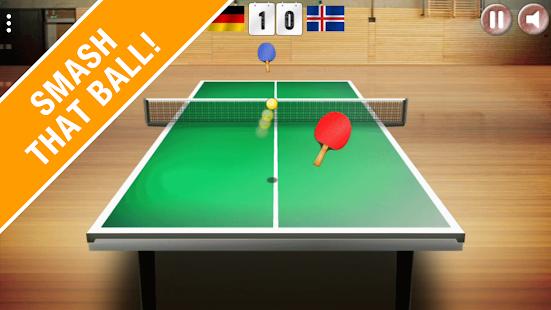 Table Tennis World Tour – The 3D Ping Pong Game v screenshots 1