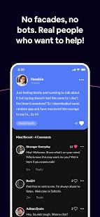 TalkLife for Anxiety Depression amp Stress v5.7.75.6 screenshots 4