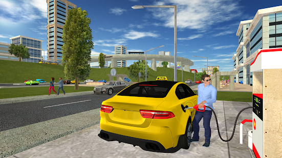 Taxi Game 2 v2.3.0 screenshots 2