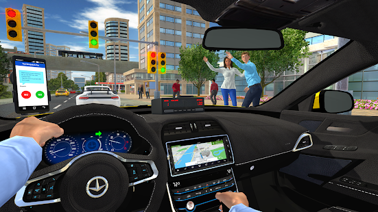Taxi Game 2 v2.3.0 screenshots 4