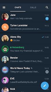 Telegram X v0.22.8.1361-arm64-v8a screenshots 1