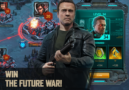 Terminator Genisys Future War v1.9.3.274 screenshots 5