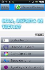 TextArt Cool Text creator v1.2.3 screenshots 14