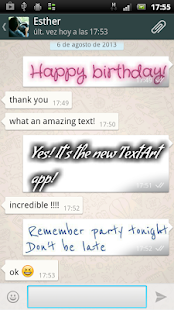 TextArt Cool Text creator v1.2.3 screenshots 2