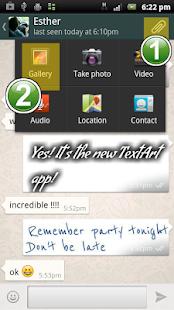 TextArt Cool Text creator v1.2.3 screenshots 8