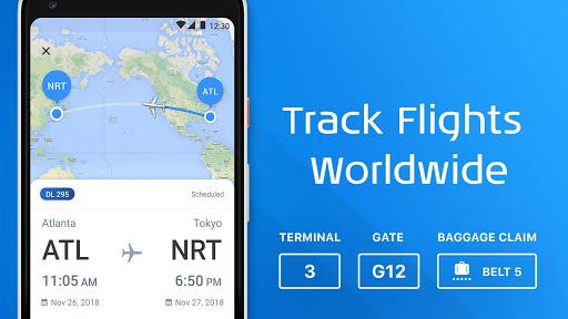 The Flight Tracker v2.6.2 screenshots 1