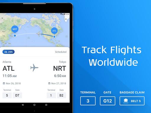 The Flight Tracker v2.6.2 screenshots 6
