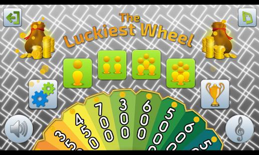 The Luckiest Wheel v4.1.2.4 screenshots 1