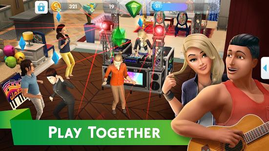 The Sims Mobile v28.0.1.122384 screenshots 13
