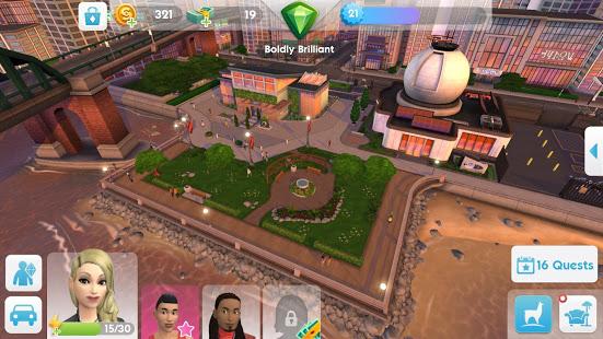 The Sims Mobile v28.0.1.122384 screenshots 15