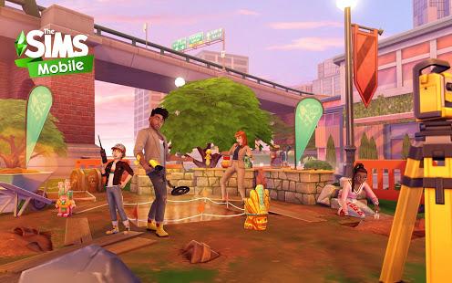 The Sims Mobile v28.0.1.122384 screenshots 16