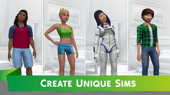 The Sims Mobile v28.0.1.122384 screenshots 2