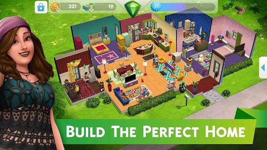 The Sims Mobile v28.0.1.122384 screenshots 3