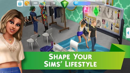 The Sims Mobile v28.0.1.122384 screenshots 4