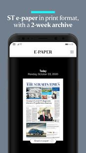 The Straits Times v8.1.13.POSTREL screenshots 6