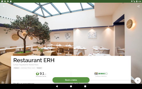 TheFork – Restaurants booking and special offers v20.0.1 screenshots 13