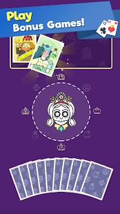 Theme Solitaire Offline Tripeaks Card Games v1.3.9 screenshots 13