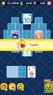 Theme Solitaire Offline Tripeaks Card Games v1.3.9 screenshots 14