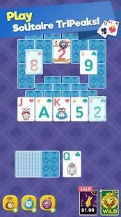 Theme Solitaire Offline Tripeaks Card Games v1.3.9 screenshots 3