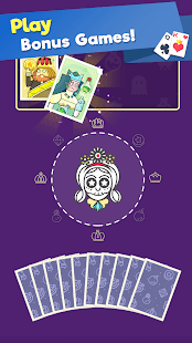 Theme Solitaire Offline Tripeaks Card Games v1.3.9 screenshots 5