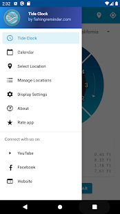 Tide Clock Free v4.8 screenshots 2