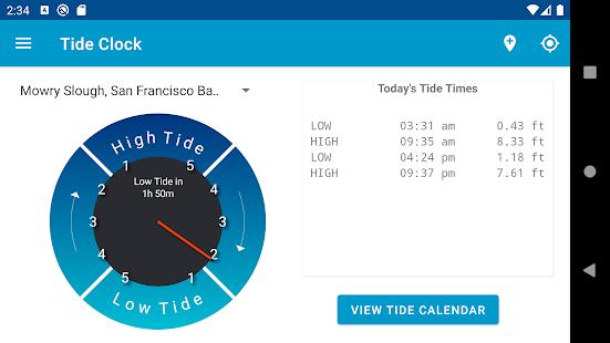 Tide Clock Free v4.8 screenshots 8