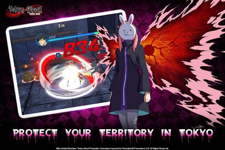 Tokyo Ghoul Dark War v1.2.14 screenshots 14