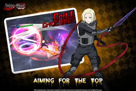 Tokyo Ghoul Dark War v1.2.14 screenshots 15