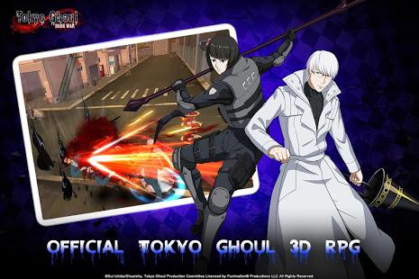 Tokyo Ghoul Dark War v1.2.14 screenshots 16