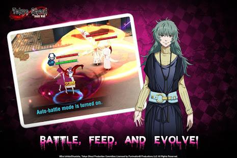 Tokyo Ghoul Dark War v1.2.14 screenshots 17