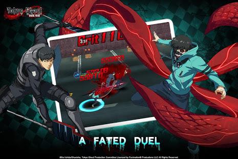 Tokyo Ghoul Dark War v1.2.14 screenshots 18