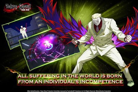 Tokyo Ghoul Dark War v1.2.14 screenshots 3