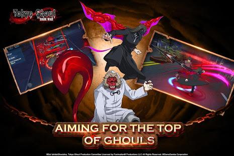 Tokyo Ghoul Dark War v1.2.14 screenshots 5