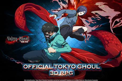 Tokyo Ghoul Dark War v1.2.14 screenshots 6