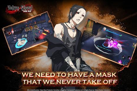 Tokyo Ghoul Dark War v1.2.14 screenshots 7