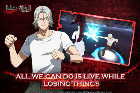 Tokyo Ghoul Dark War v1.2.14 screenshots 8