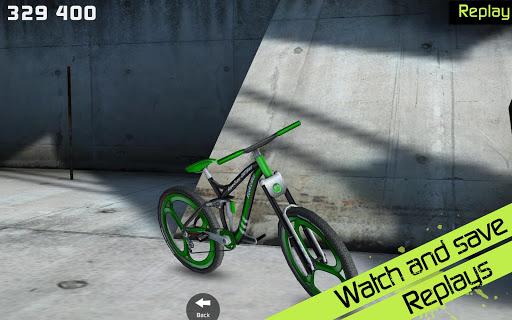 Touchgrind BMX v1.29 screenshots 7