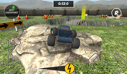 Toy Truck Rally 3D v1.5.1 screenshots 1