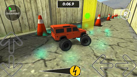 Toy Truck Rally 3D v1.5.1 screenshots 2
