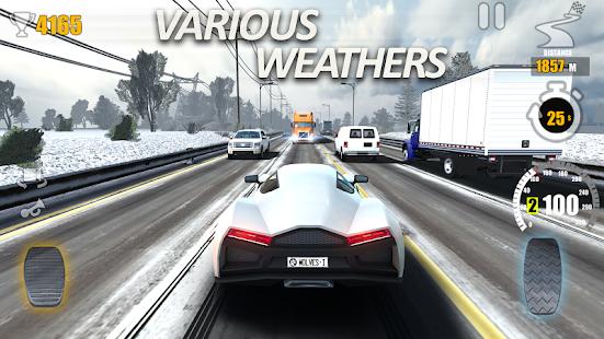 Traffic Tour- Traffic Rider amp Car Racer game v1.6.3 screenshots 13
