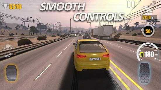 Traffic Tour- Traffic Rider amp Car Racer game v1.6.3 screenshots 14