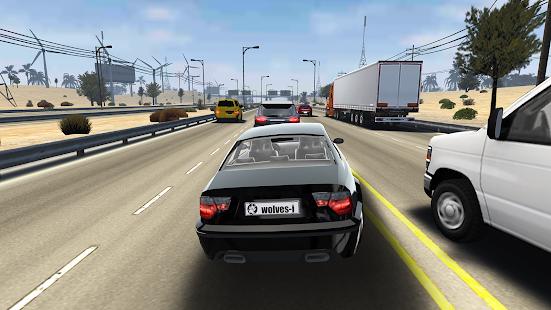 Traffic Tour- Traffic Rider amp Car Racer game v1.6.3 screenshots 2