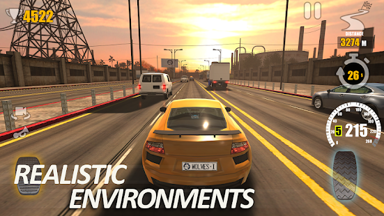 Traffic Tour- Traffic Rider amp Car Racer game v1.6.3 screenshots 23