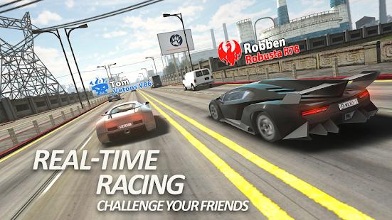 Traffic Tour- Traffic Rider amp Car Racer game v1.6.3 screenshots 4