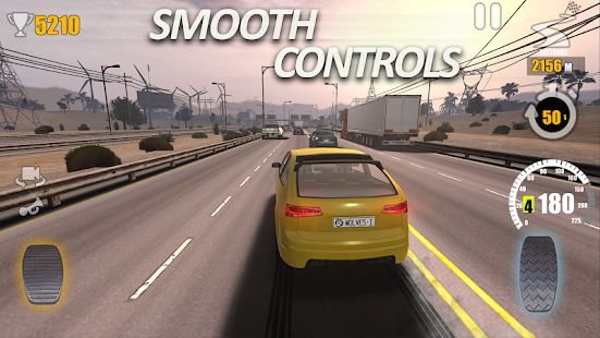 Traffic Tour- Traffic Rider amp Car Racer game v1.6.3 screenshots 6